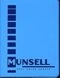 color chart tiles - Munsell Soil Color Book